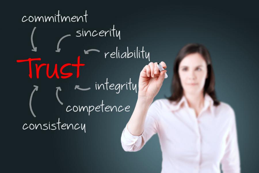 Perché avere fiducia